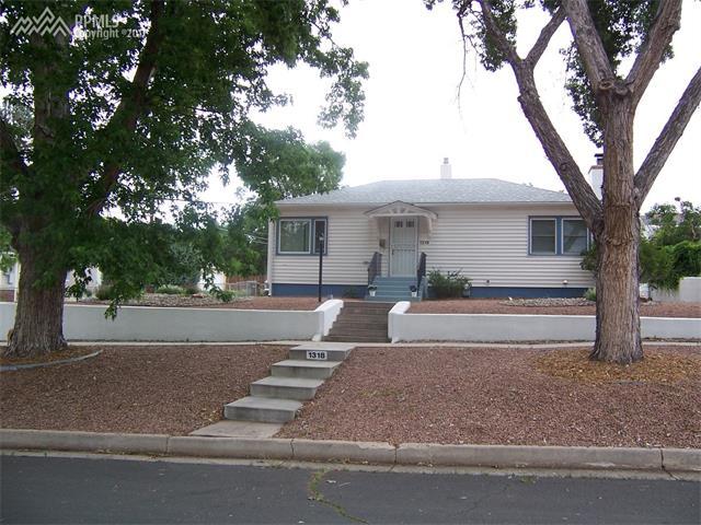 1318 E YAMPA Street, Colorado Springs, CO 80909