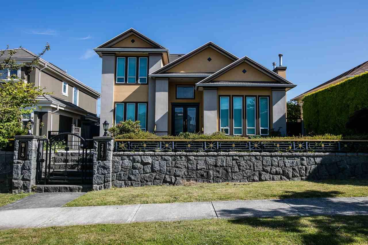 2467 W 18TH AVENUE, Vancouver, BC V6L 1A9
