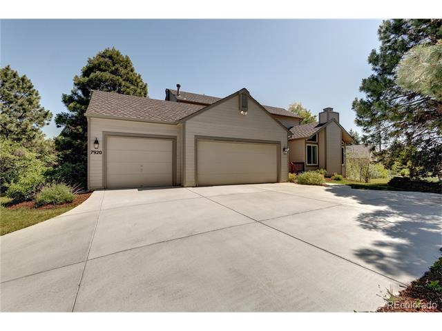 7920 Tangleoak Lane, Castle Pines, CO 80108