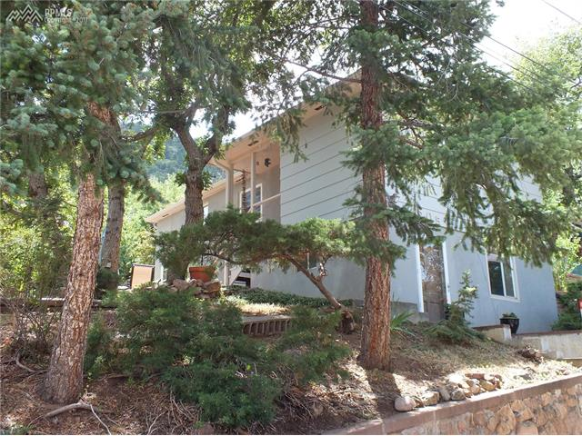 805 Midland Avenue, Manitou Springs, CO 80829