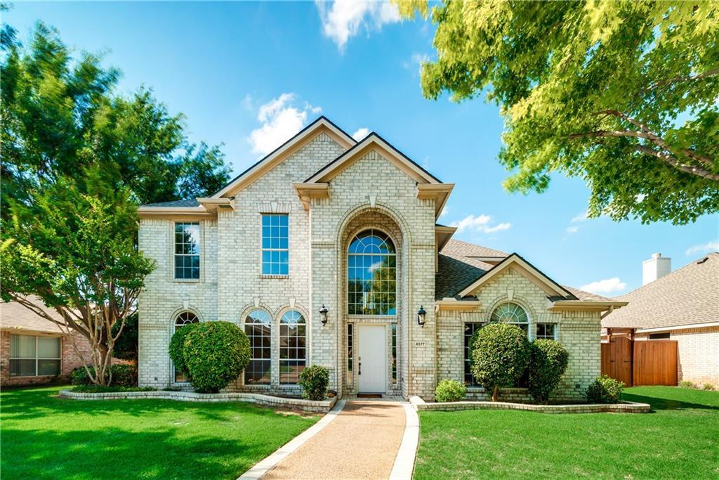 4577 Crown Ridge Drive, Plano, TX 75024
