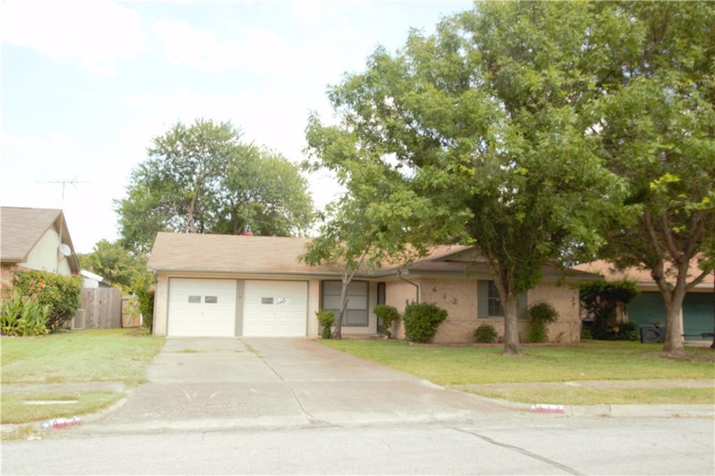 412 Highland Park Drive, Irving, TX 75061