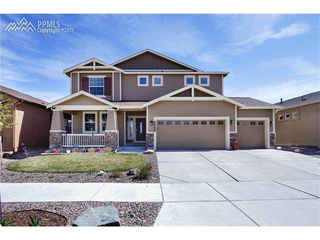 5925 Rowdy Drive, Colorado Springs, CO 80924