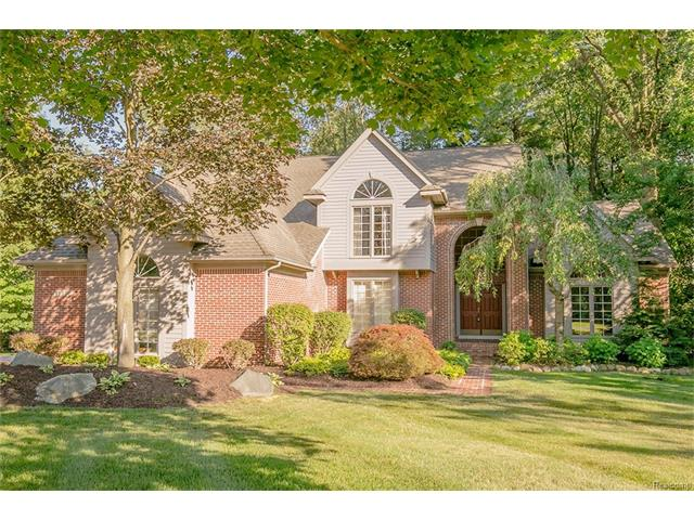 11331 OVERDALE Court, Plymouth Twp, MI 48170