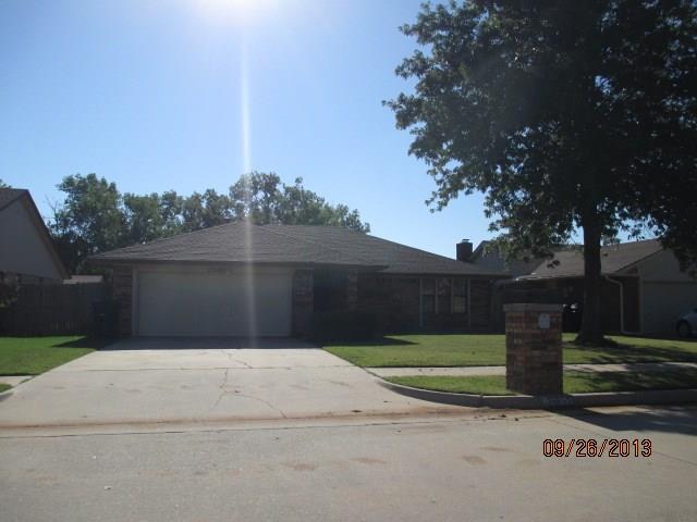 12308 WALNUT CREEK Drive, Oklahoma City, OK 73132
