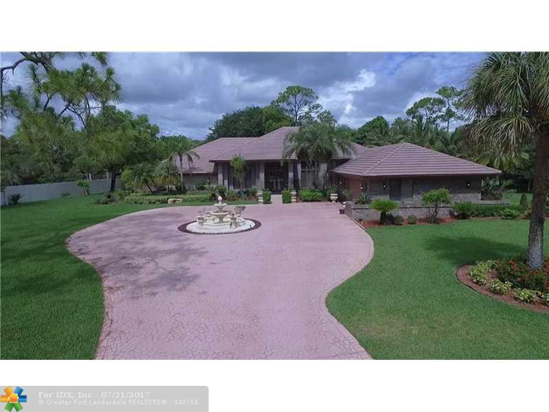 4650 W LEITNER DR, Coral Springs, FL 33067