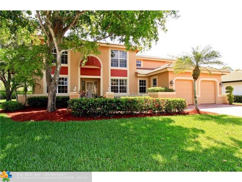 2101 Oakmont Ter, Coral Springs, FL 33071