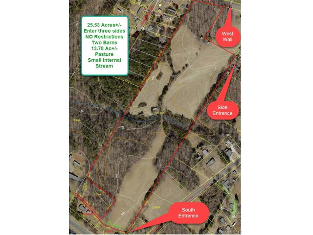 25 Acres West Wall Road, King, NC 27021