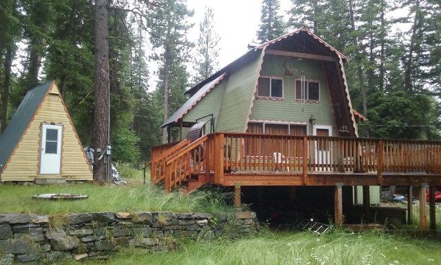 675 Stibnite Road, Yellow Pine, ID 83677