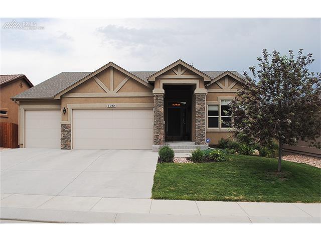 3051 Bella Cima Drive, Colorado Springs, CO 80918