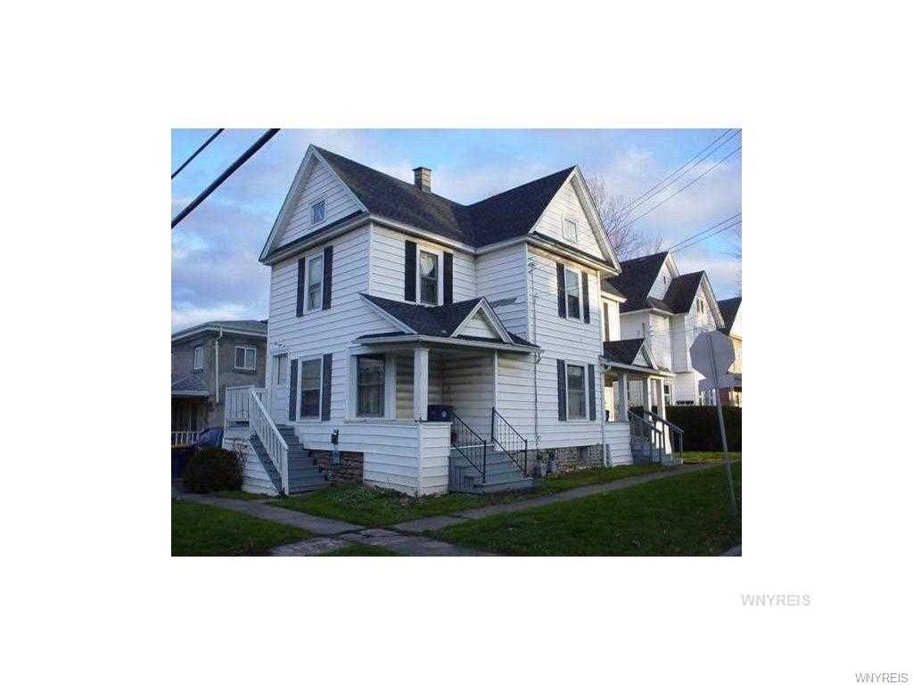 32 Mccollum Street, Lockport, NY 14094