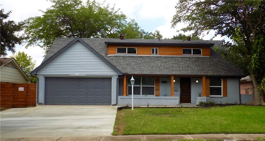 2909 Selma Lane, Farmers Branch, TX 75234