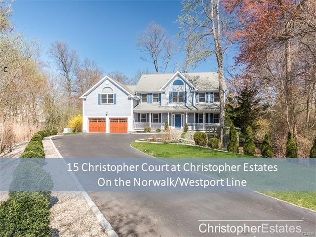 15 Christopher Court, Norwalk, CT 06851