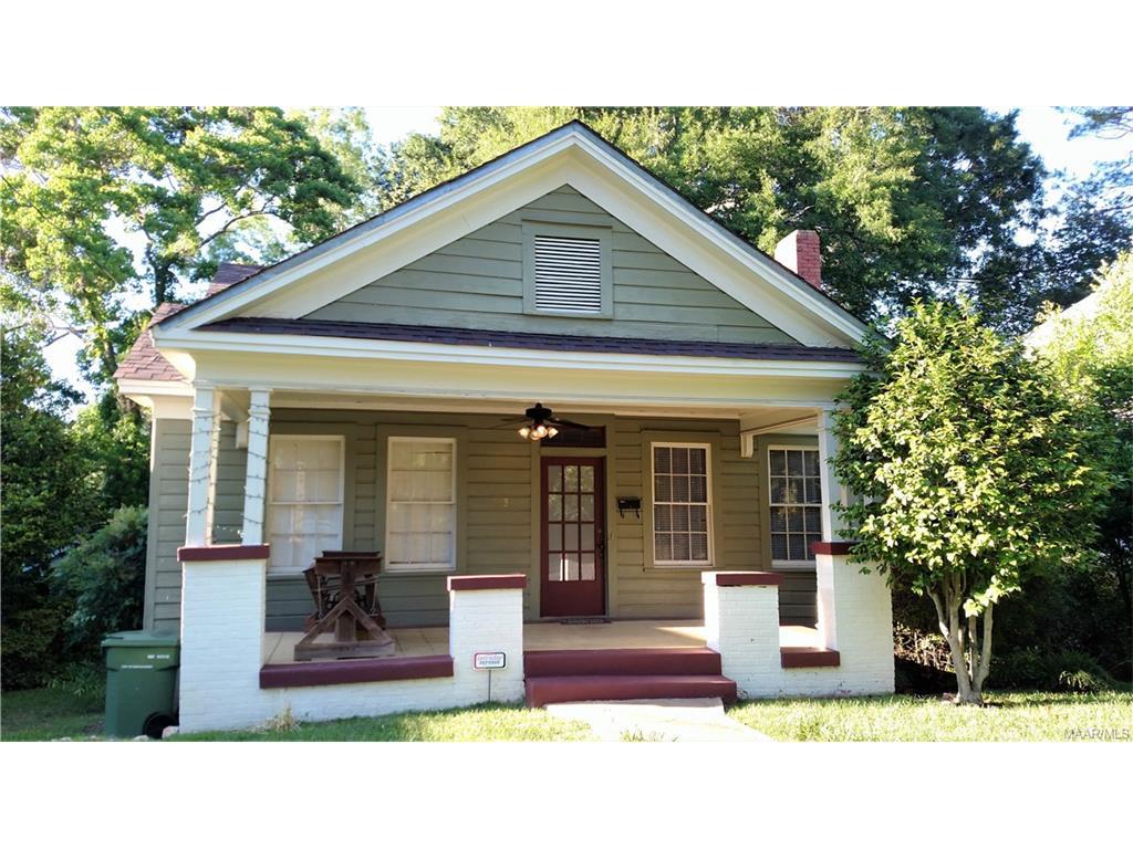 443 CLANTON Avenue, Montgomery, AL 36104