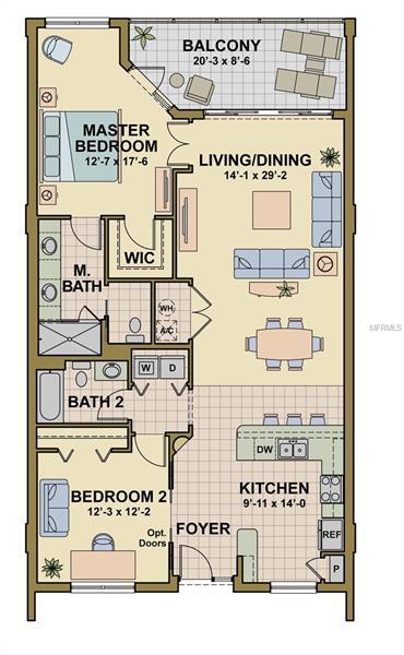 10530 BOARDWALK LOOP 1-303, LAKEWOOD RANCH, FL 34202