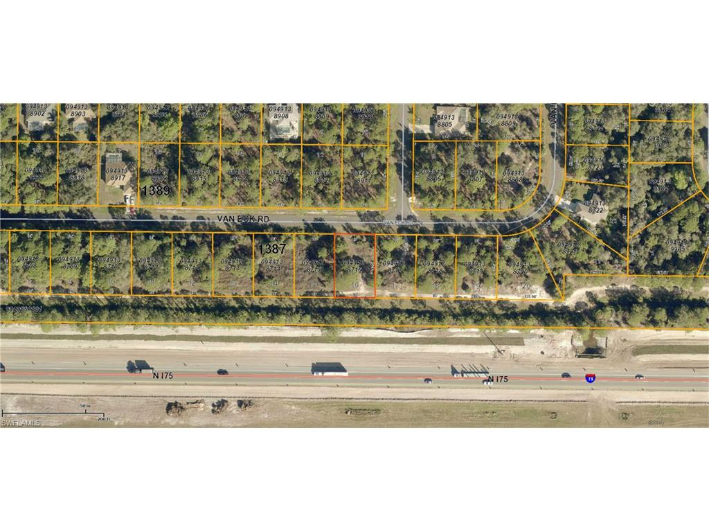 Van Eck RD, NORTH PORT, FL 34291
