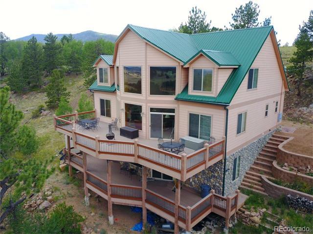 758 Castle Mountain Drive, Lake George, CO 80827