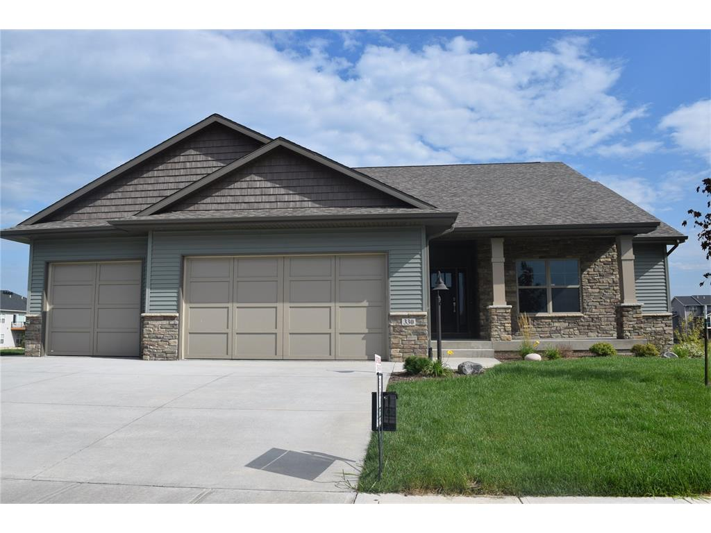 330 Canterbury Street, North Liberty, IA 52317