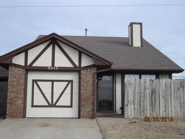 9213 Stonegate, Midwest City, OK 73130