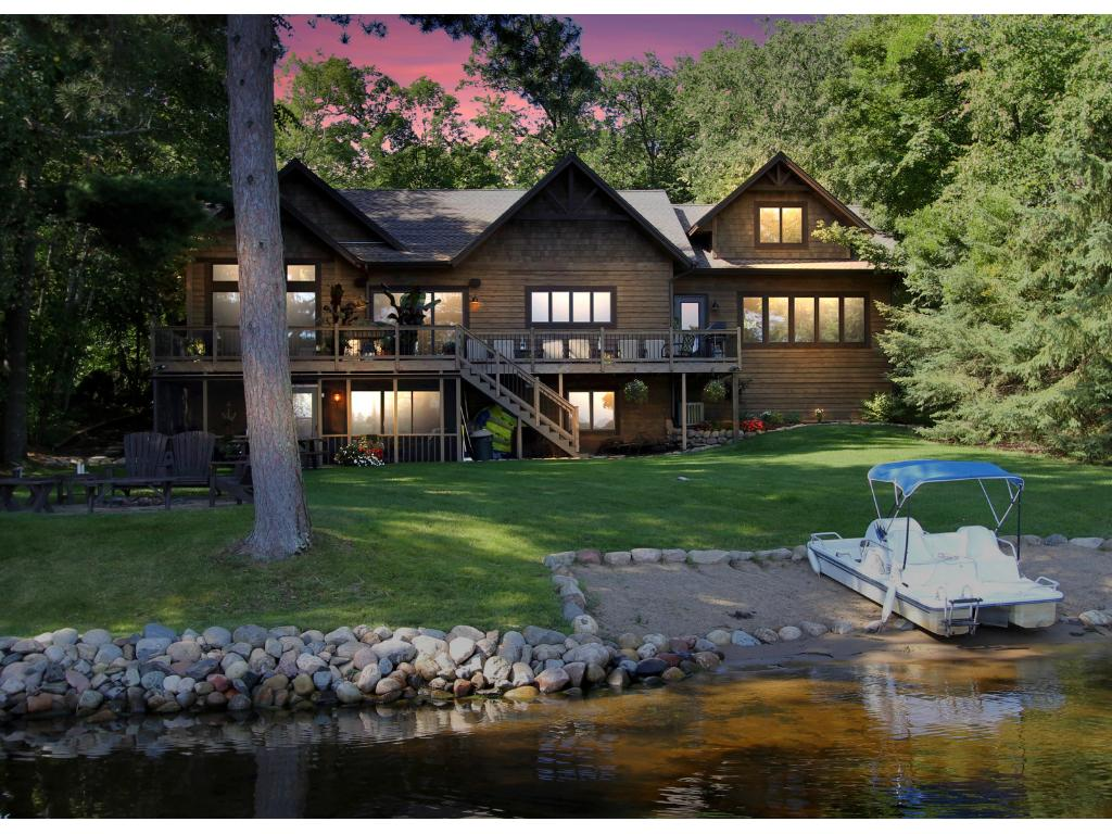 1222 Schaeffers Point Road, Lake Shore, MN 56468