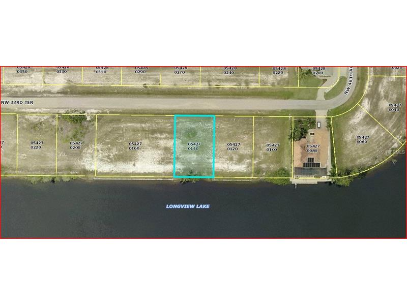 4616 NW 33RD TER, CAPE CORAL, FL 33993
