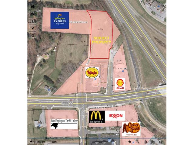 FOR SALE - LAND READY FOR DEVELOPMENT JUST OFF UPWARD RD - FANTASTIC VISIBILITY FROM I-26