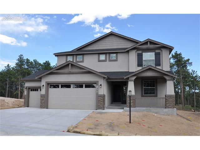 1590 Summerglow Lane, Colorado Springs, CO 80921