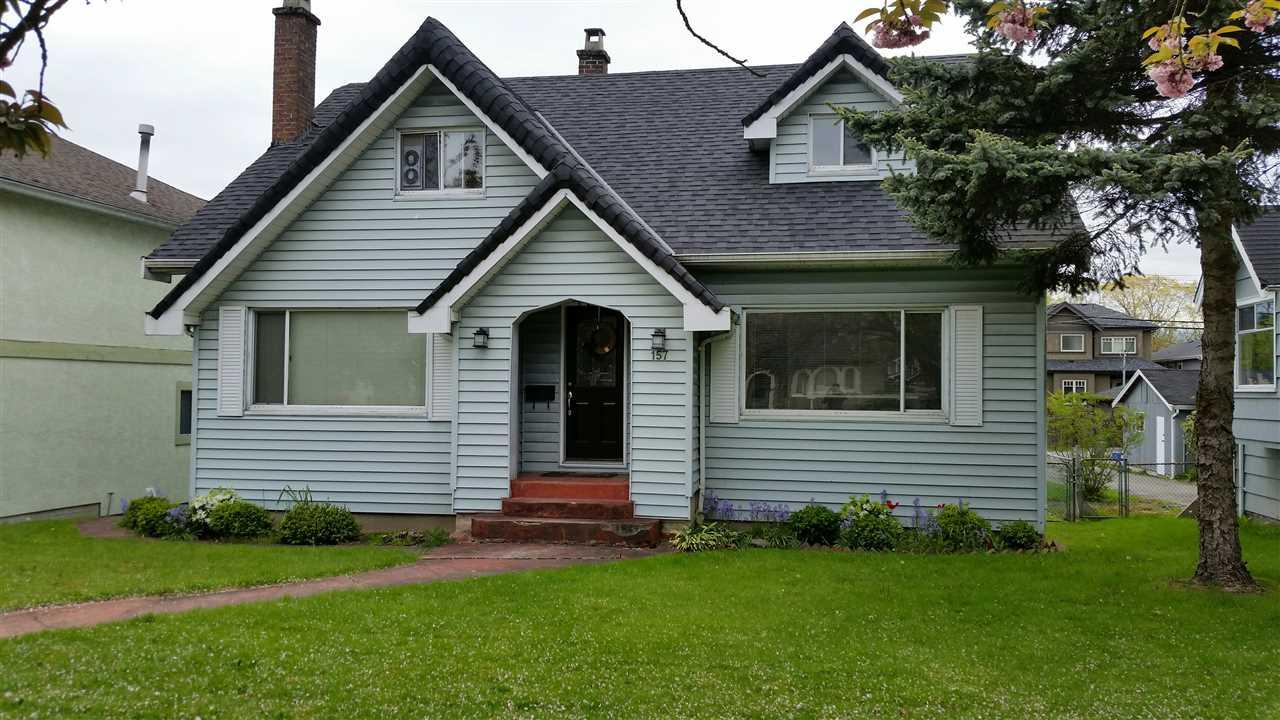 157 W KING EDWARD AVENUE, Vancouver, BC V5Y 2H8