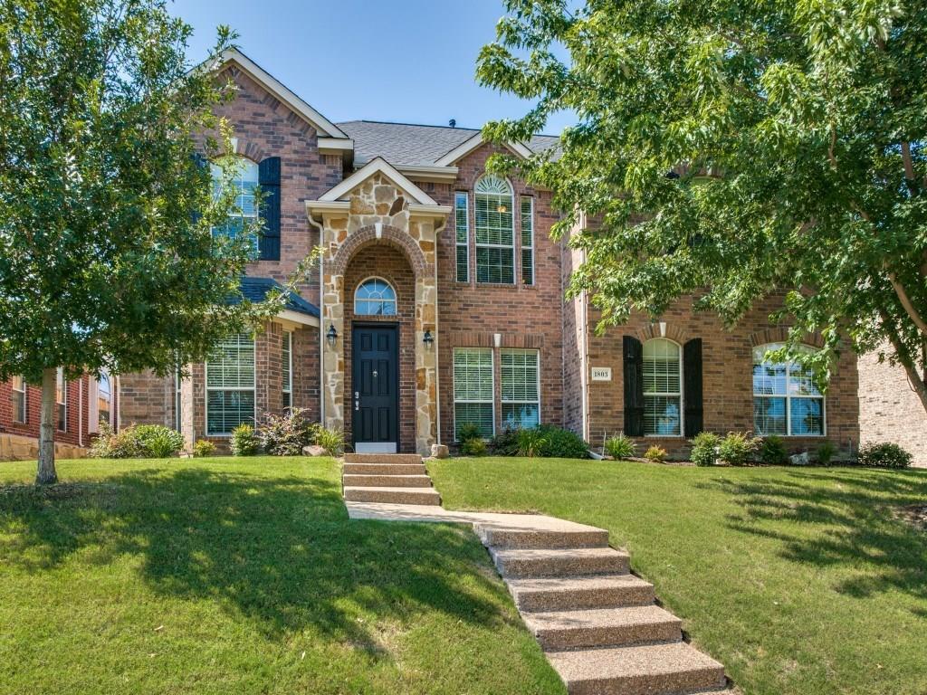 1803 Timber Ridge Drive, Frisco, TX 75034
