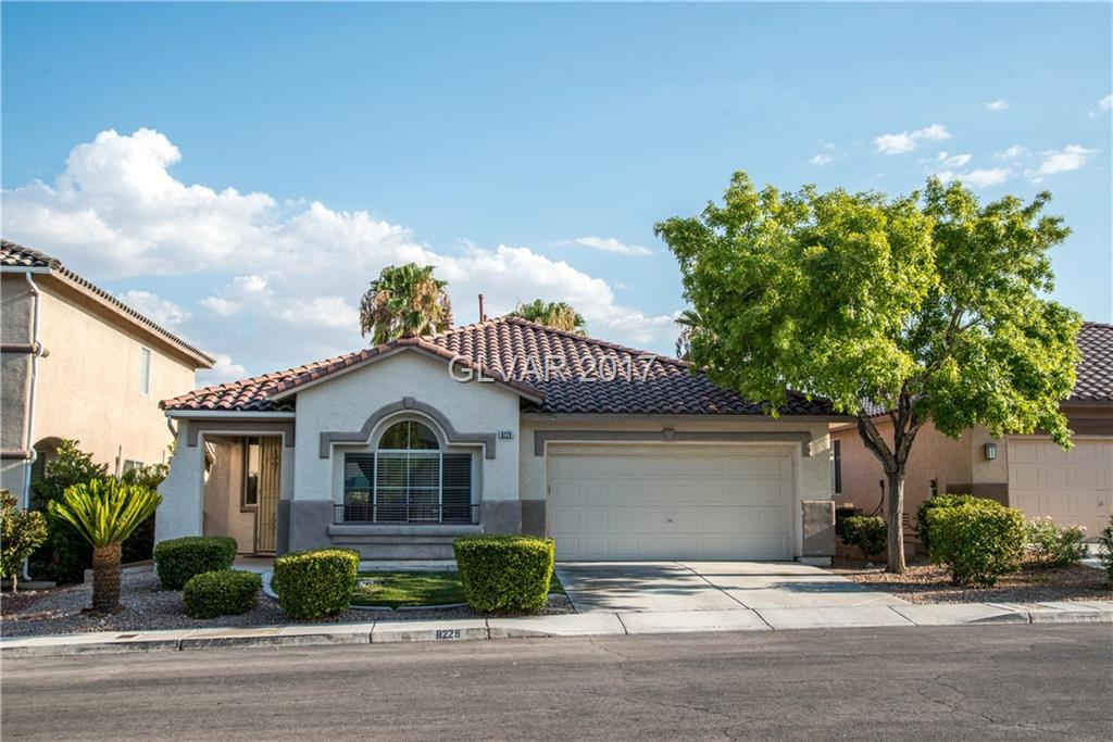 8229 AZURE SHORES Court, Las Vegas, NV 89117