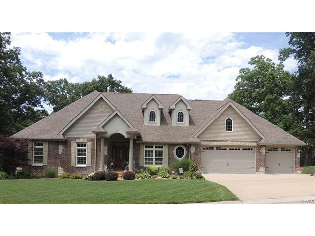2701 Forest Glen Drive, Pacific, MO 63069