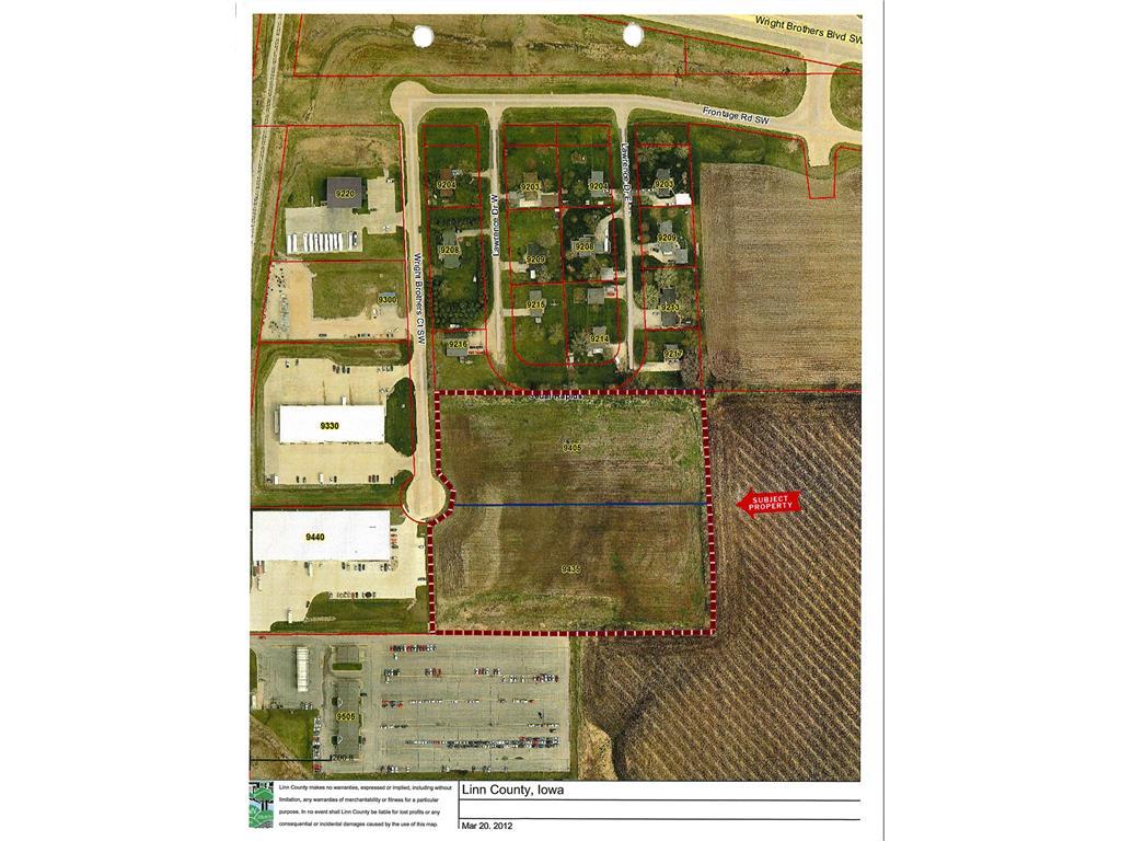 9405/9435 Wright Brothers Court SW, Cedar Rapids, IA 52404