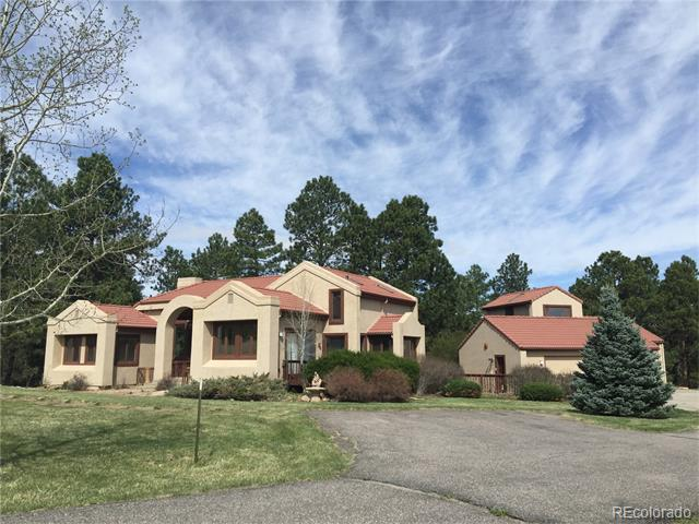 11253 Pine Valley Drive, Franktown, CO 80116