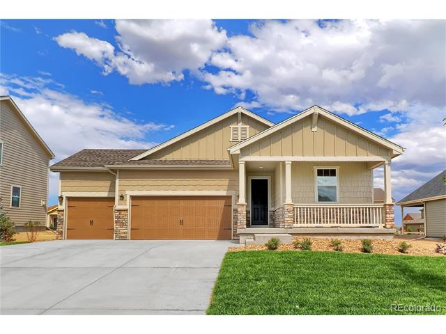42392 Glen Abbey Drive, Elizabeth, CO 80107