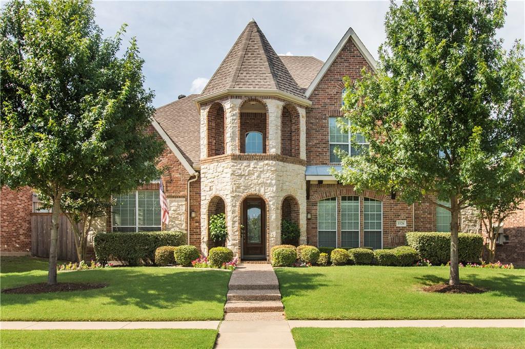 1126 Arbor Park Drive, Allen, TX 75013