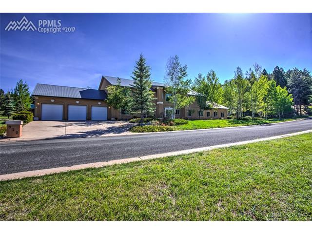 920 Heather Court, Woodland Park, CO 80863