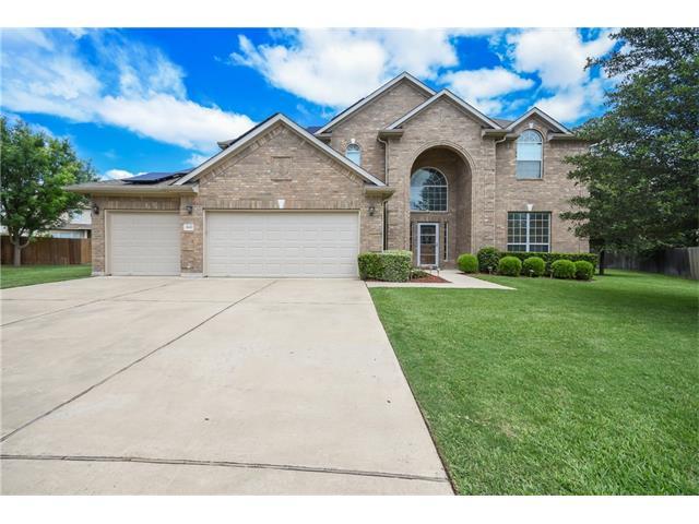 2600 Shanty Creek Pl, Pflugerville, TX 78660