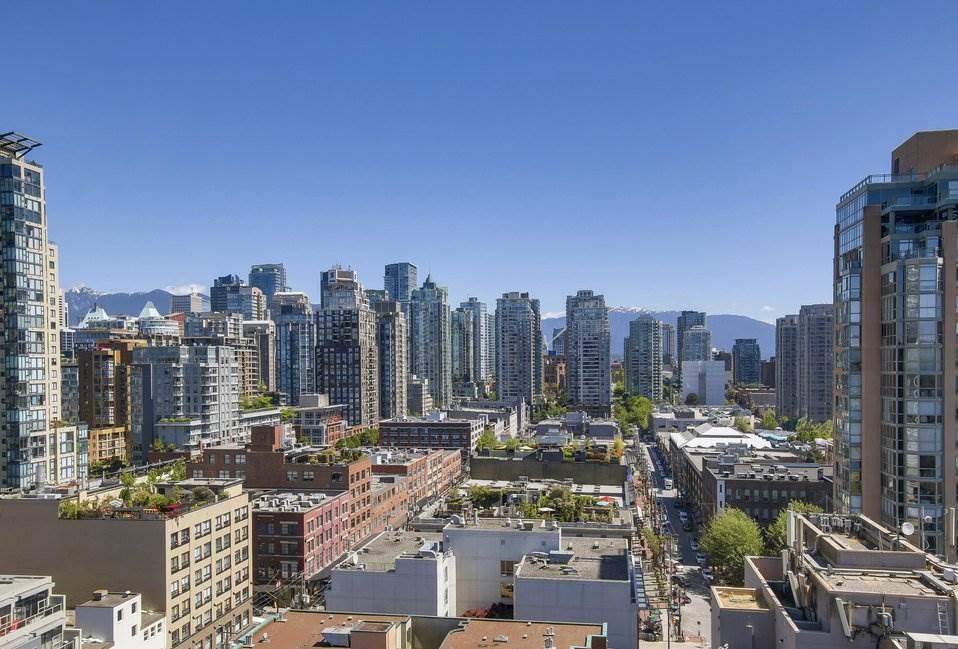 289 DRAKE STREET 1805, Vancouver, BC V6B 5Z5