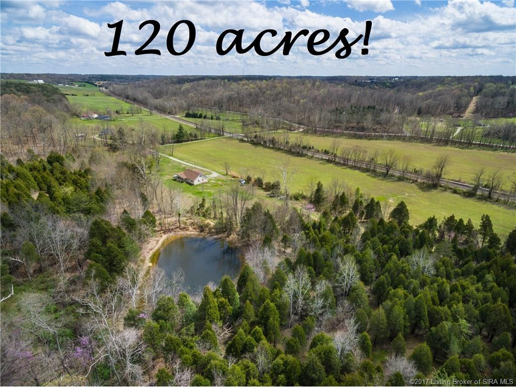 4486 Crandall Branch Road, Georgetown, IN 47122