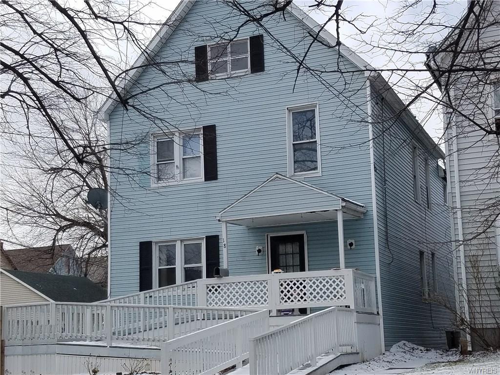 18 Davey Street, Buffalo, NY 14206