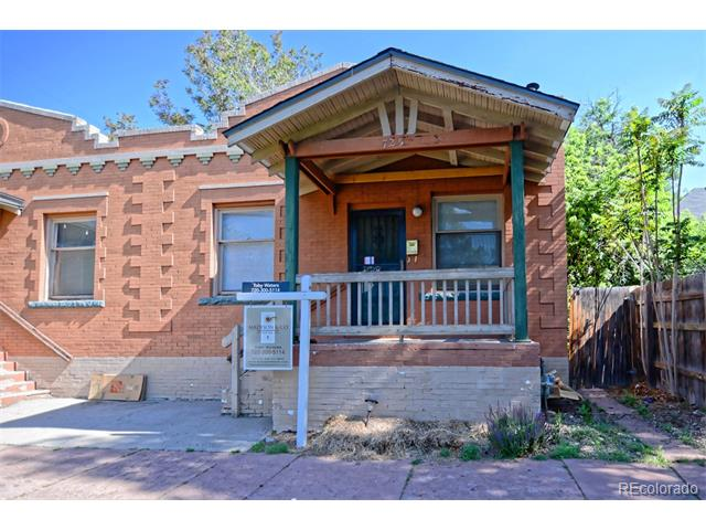 725 E 23rd Avenue, Denver, CO 80205
