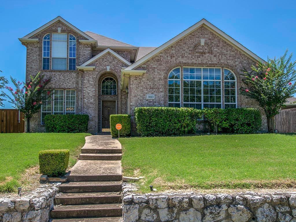 3113 Harbor Pointe Drive, Rowlett, TX 75088