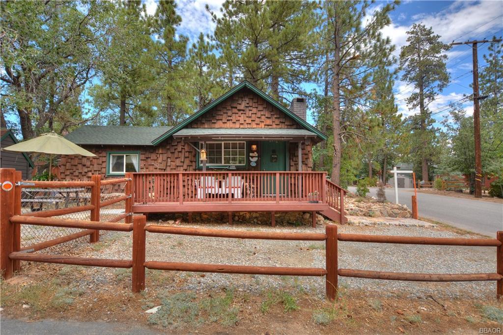 696 Talmadge Road, Big Bear Lake, CA 92315