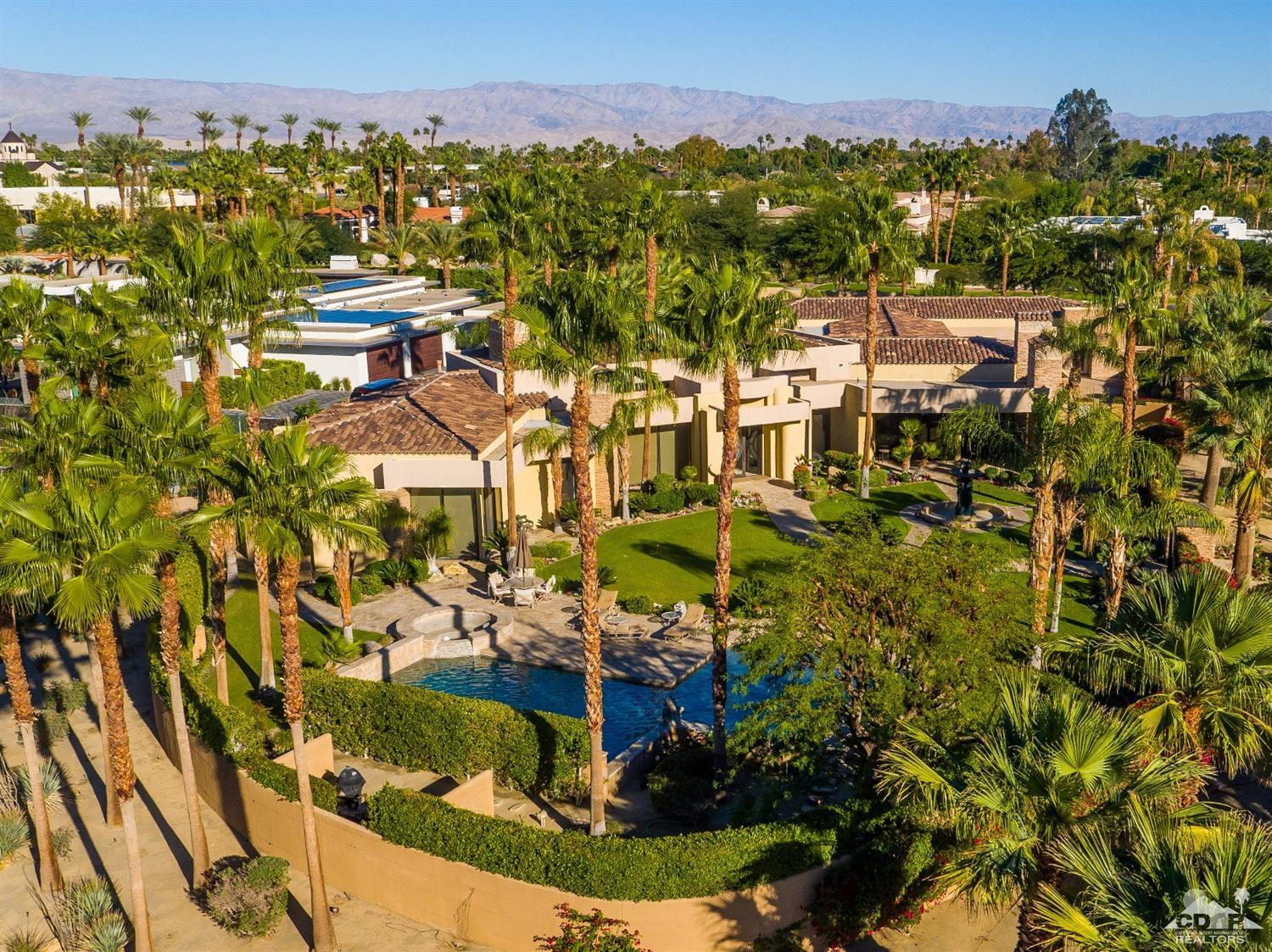 9 Serrano Way, Rancho Mirage, CA 92270