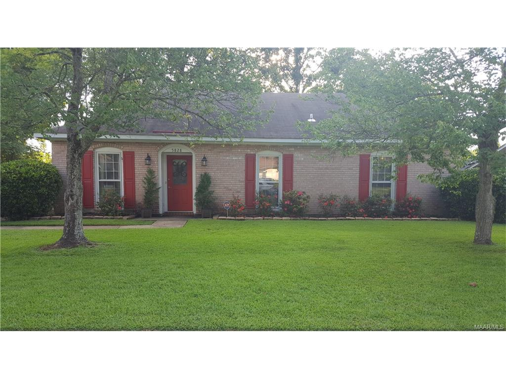 5828 Red Barn Road, Montgomery, AL 36116