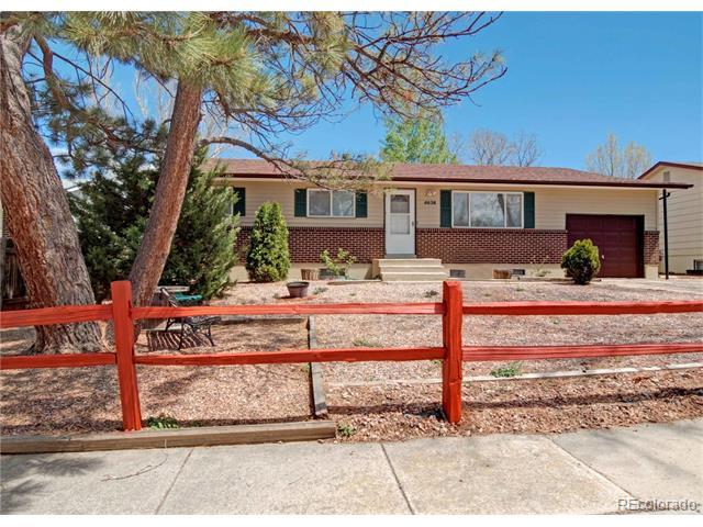 4638 N Crimson Circle, Colorado Springs, CO 80917