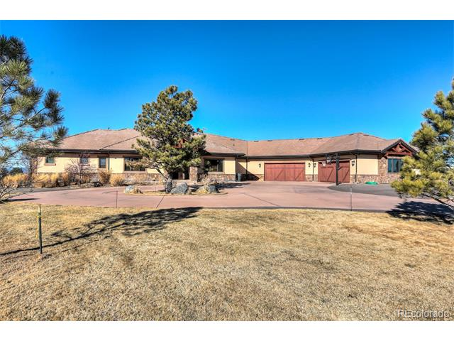 10281 Rancho Montecito Drive, Parker, CO 80138