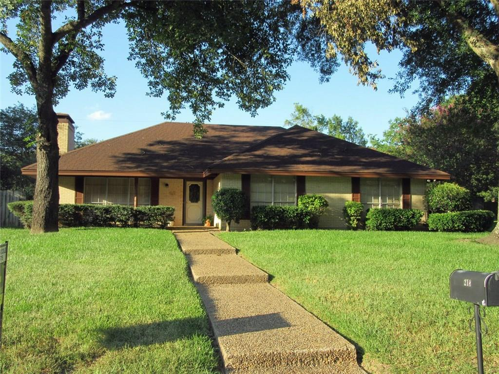 218 Guadalupe Drive, Athens, TX 75751
