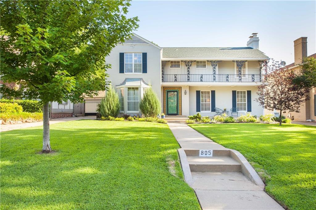 805 NW 38th Street, Oklahoma City, OK 73118
