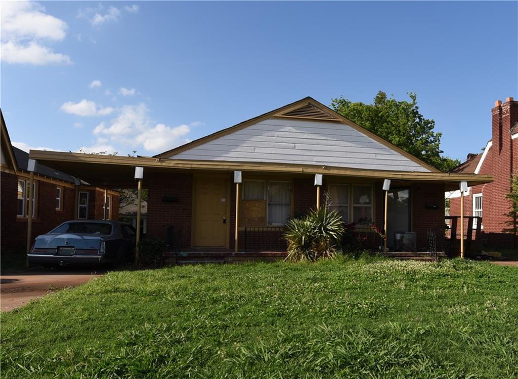 1005 NE 17th Street, Oklahoma City, OK 73111